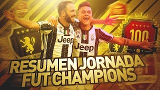 Download RESUMEN JORNADA 9 FUT CHAMPIONS!! ELITE 1 O TOP 100?? Video