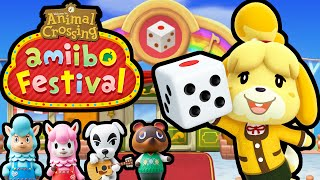 Animal Crossing: New Leaf - Welcome amiibo Update! - AC Puzzle