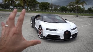 Download BUYING A NEW CAR: BUGATTI CHIRON!!! Video
