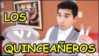 Download LOS QUINCEAÑEROS ″KINOS″ | ChiquiWilo Video