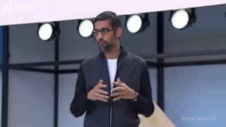 Download Mobile first to AI first - Google I O'17 Video