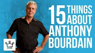 Download 15 Things You Didn't Know About Anthony Bourdain Video