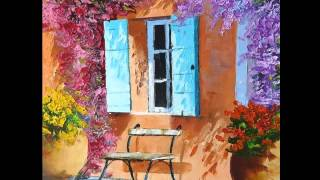 Download JEAN MARC JANIACZYK -1966- FRENCH PAINTER - A C - Video