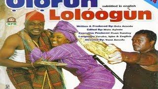 Download Ọlọ́run Lolóògùn 1 - Latest Yoruba Movies Video