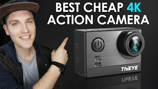 Download Best Cheap 4K Action Camera — ThiEYE T5e Review Video