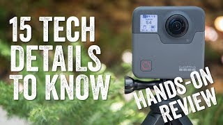 Download GoPro Fusion Review: 15 Tech Things to Know! Video