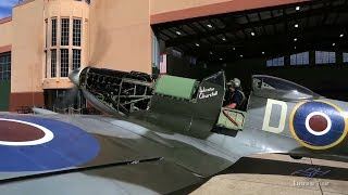 Download Spitfire MK XVI - Start Up and Taxi Video