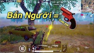 Download PUBG Mobile | Dùng Flare Gun Bắn Người Ở Bo Cuối ...và Cái Kết... Video