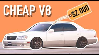 Download 7 Cheapest V8s You Can Get Right Now (Excl. American Brands) Video