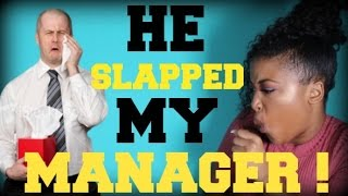 Download STORYTIME: MY MANAGER GOT SLAPPED Video