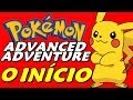 Download Pokémon Hack: Advanced Adventure - Gameplay em Português (ptbr) Video
