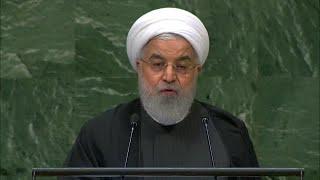 Download 🇮🇷 Iran - President Addresses General Debate, 73rd Session Video