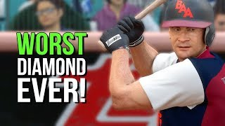 Download THE WORST DIAMOND IN MLB THE SHOW HISTORY! MLB The Show 18 | Battle Royale Video