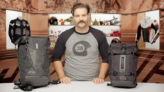 Download ICON Dreadnaught & Slingbag Backpacks Review Video