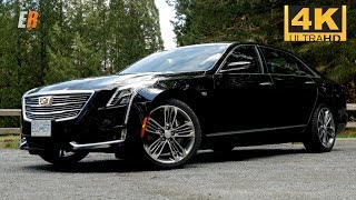 Download 4K 2018 Cadillac CT6 - Can it Compete with the S-Class and 7 Series? Video