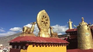 Download Tibet - Lhasa to Everest Base Camp and Back (Oct 2015) Video