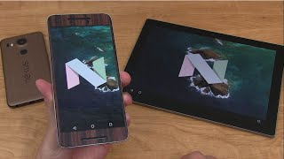 Download Official Android 7.0 Nougat Review! Video