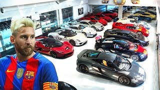 Download Lionel Messi's Car Collections ★ 2018 Video
