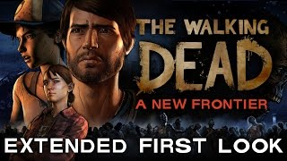 Download 'The Walking Dead: A New Frontier' Extended First Look Video