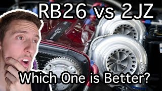 Download RB26 vs 2JZ: Which One is Actually Better? Video
