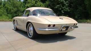 Download 134783 / 1962 Chevrolet Corvette Video