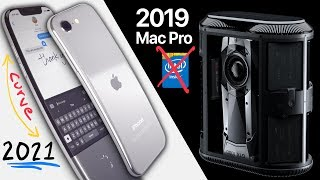 Download Curved iPhones Are Coming, iOS 12 Siri Overhaul & Apple Ditching Intel! Video