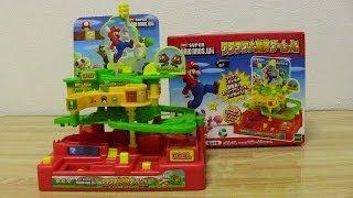 Download NewスーパーマリオブラザーズWii ワクワク大冒険ゲームJr. で遊んでみた! Mario game Video