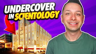 Download Kicked Out of Scientology While Undercover | LIVE FOOTAGE! Video
