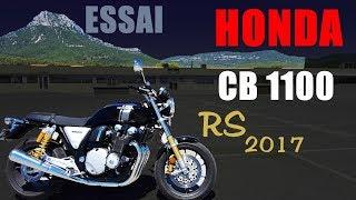 Download Fabike #ESSAI HONDA CB1100 RS 2017 Video