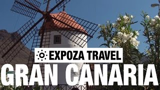 Download Gran Canaria (Spain) Vacation Travel Video Guide Video
