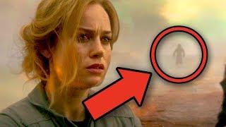 Download CAPTAIN MARVEL Trailer Breakdown! Easter Eggs & False Memory Theory Explained! Video