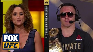 Download Colby Covington has EPIC post fight interview | INTERVIEW | UFC 225 Video