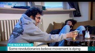Download The War in Syria: Some revolutionaries believe movement is dying Video