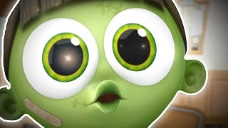 Download Funny Animated Cartoon | Spookiz | Prank Detective | 스푸키즈 | Kids Cartoons | Videos for Kids Video