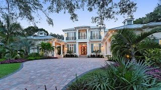 Download Elegant West Indies-Style Home in Sarasota, Florida Video