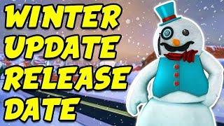 Download Roblox Jailbreak WINTER UPDATE RELEASE DATE!! ❄️ 🎄 (NOT This Weekend!) Video