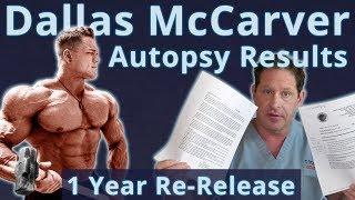 Download Dallas McCarver Autopsy Results - Doctor's Analysis - 1 Year Re-Release Video
