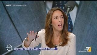Download Omnibus - Referendum, Romano vs Fedriga (Puntata 22/11/2016) Video