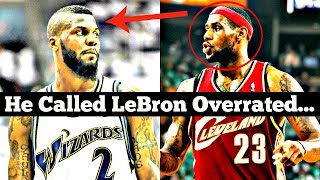 Download Meet the ONLY NBA Player to Ever Call LeBron James ″Overrated″ Video