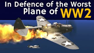 Download ⚜ | In Defense of the Worst Aircraft of World War II - TBD-1 Devastator Video