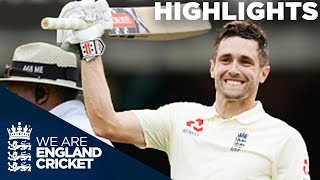 Download Chris Woakes Hits Maiden Test Century | England v India 2nd Test Day 3 2018 - Highlights Video