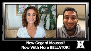Download Gegard Mousasi On Bellator Debut Against Shlemenko, Fighting Rory MacDonald + Bisping vs GSP Video
