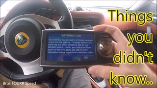 Download Things You Didn't Know and Quirks of The Lotus Evora Video