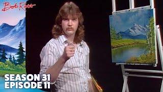 Download Bob Ross - Lake at the Ridge (Season 31 Episode 11) Video