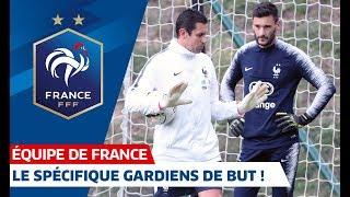 Download Entraînement spécifique gardiens de but, Equipe de France I FFF 2019 Video
