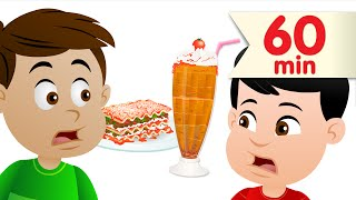 Download Do You Like Lasagna Milkshakes | + More Kids Songs | Super Simple Songs Video