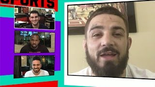 Download UFC's 'Platinum' Mike Perry Says He May Have Ended Jake Ellenberger's Career | TMZ Sports Video