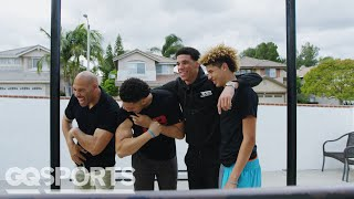 Download LaVar Ball Explains How His Sons Became the Most Dominating Basketball Players Ever | GQ Video