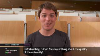 Download Student Life: How much does it cost to study in Germany? Video