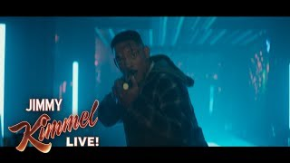 Download Will Smith Meets Another Will Smith and His Wife Jada Video